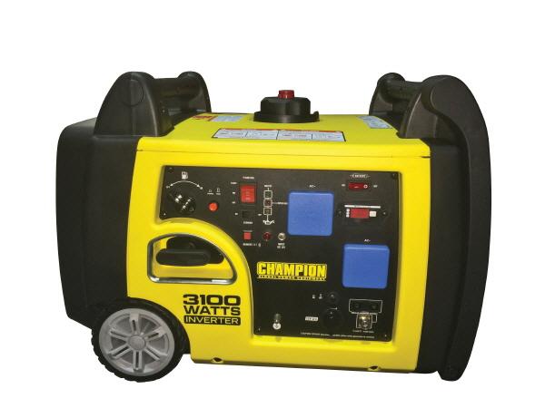 Champion 73001i-P Petrol Inverter Generator 3.1Kw