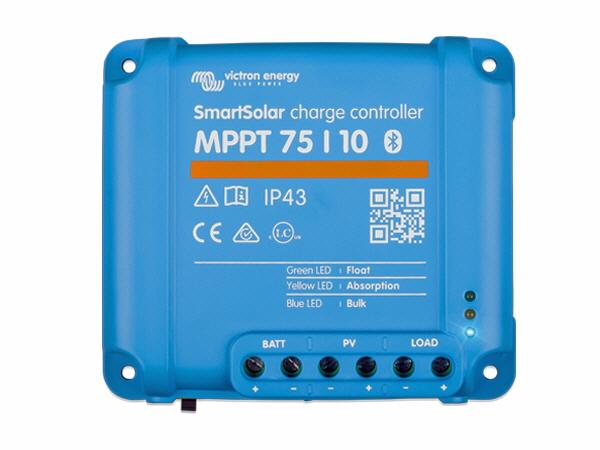 Victron Energy Smart Solar MPPT 75V/10A - (12/24V)
