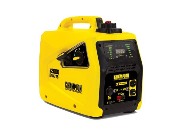 Champion 82001i-E Petrol Inverter Generator 2Kw