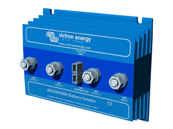 Argodiode 140-3AC Three Batteries 140A