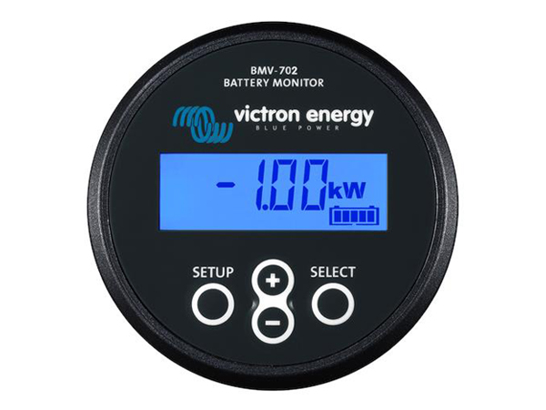 Victron Energy BMV-702 Battery Monitor BLACK