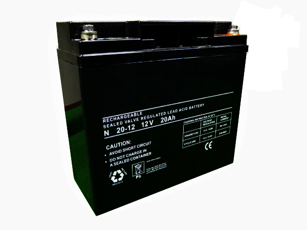 20Ah - 12V Sealed Lead Acid Battery
