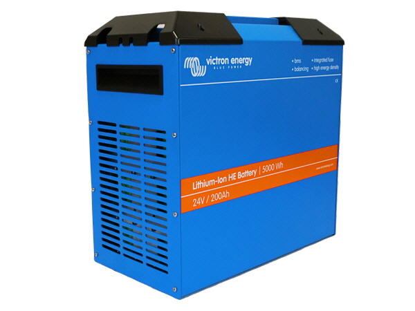 Lithium HE battery 24V 200Ah 5kWh