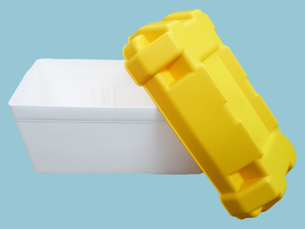 Plastic Battery Box - Large