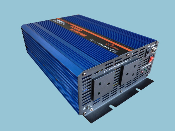 1500W - 12V Pure Sine Wave Sunshine Power Inverter C-Series