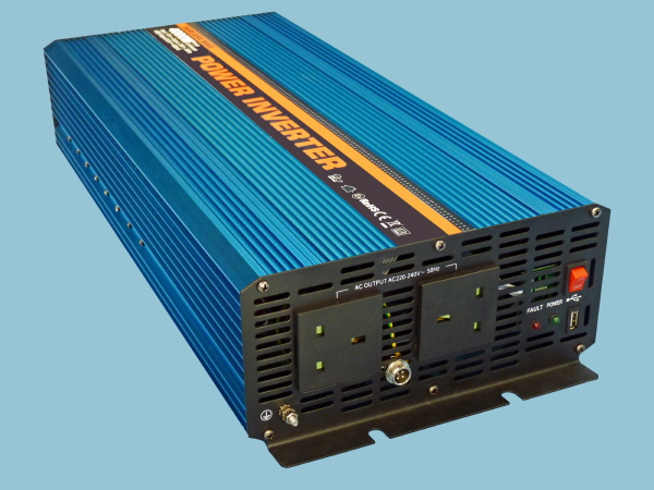 4000W - 24V Pure Sine Wave Sunshine Power Inverter C-Series