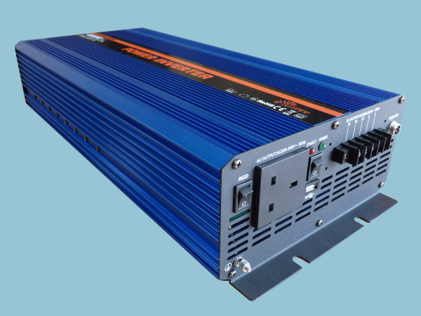 4000W - 12V Pure Sine Wave Sunshine Power Inverter C-Series