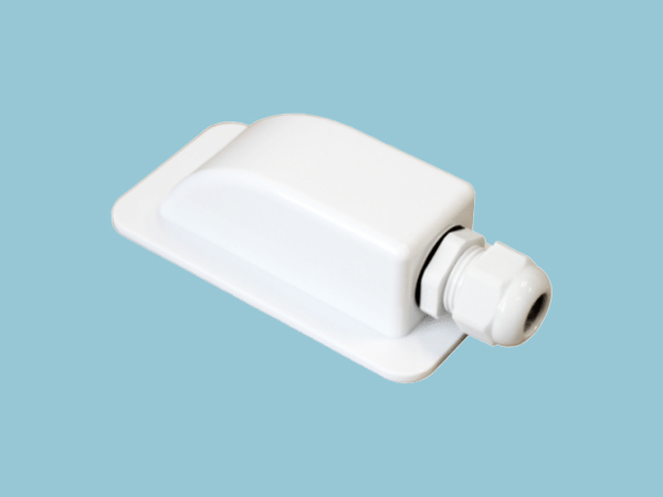 ABS Waterproof Cable Entry Cover Single Gland