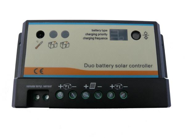 Dual Battery Controller 10A - 12V/24V