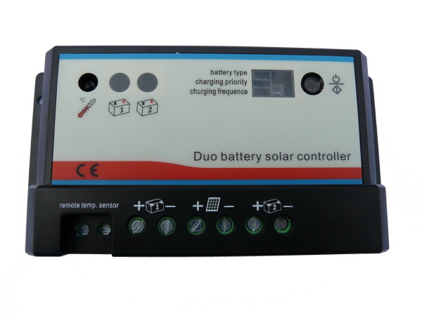 Dual Battery Controller 20A - 12V/24V