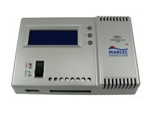 HRDi 12V/24V Solar & Wind Controller