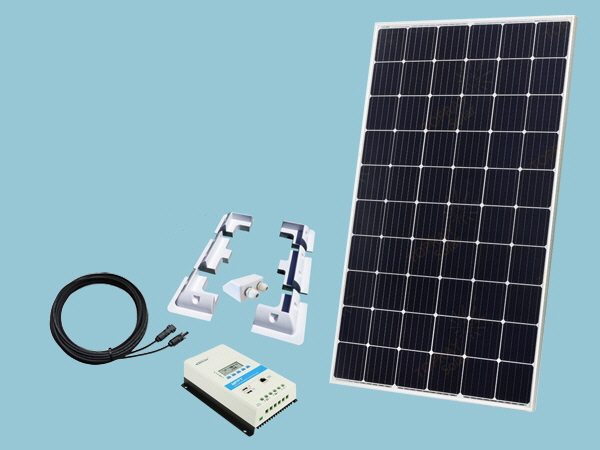 305W Sunshine Solar Boat & Motorhome Kit