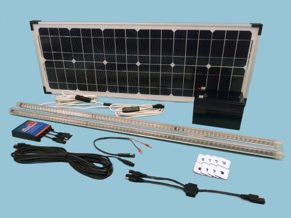 Solar fastFIX Lighting Kit 30