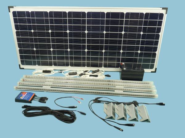 Solar fastFIX Lighting Kit 60