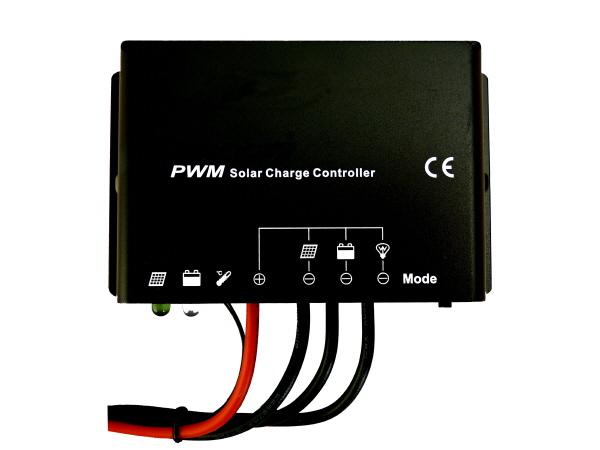 Solar Marine Controller 10A   12V/24V Waterproof IP67