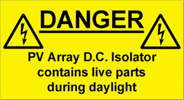 Warning Labels LAB002