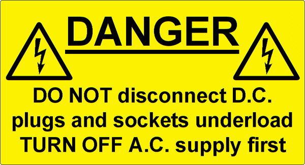 Warning Labels LAB003