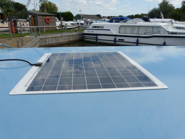 Sunshine Marine Solar Module 40W - 12V