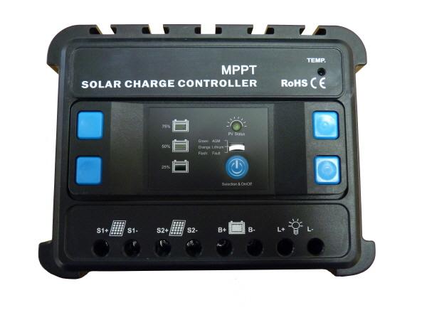 MPPT Solar Controller 20A 12V/24V C-Series