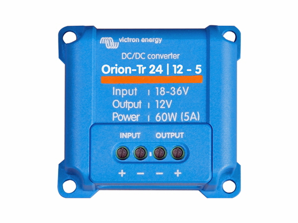 Victron Orion-Tr 24/12V-5A Non-Isolated DC-DC Converter