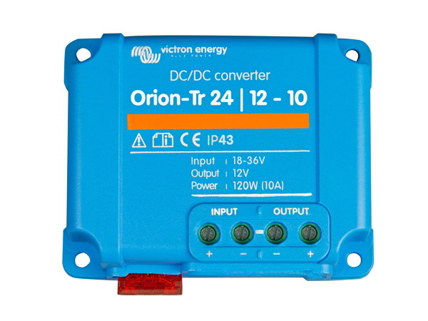 Victron Orion-Tr 24/12V-10A Non-Isolated DC-DC Converter