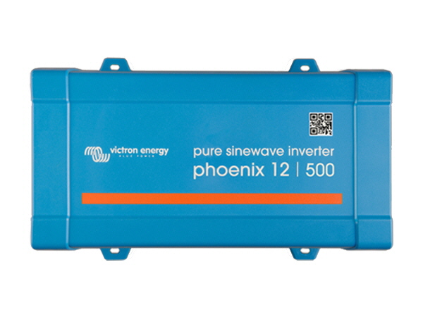Victron Phoenix Sine Inverter 12V 500VA -230V VE.Direct - UK