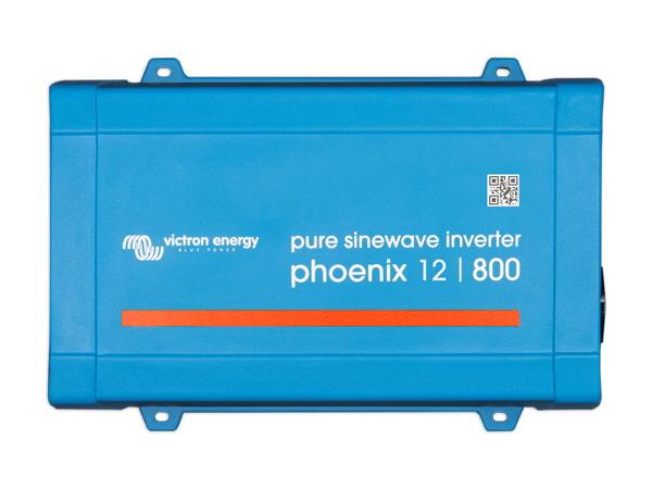 Victron Phoenix Sine Inverter 12V 800VA -230V VE.Direct - UK