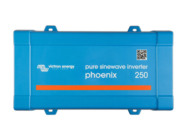 Victron Phoenix Sine Inverter 24V 250VA -230V VE.Direct - UK