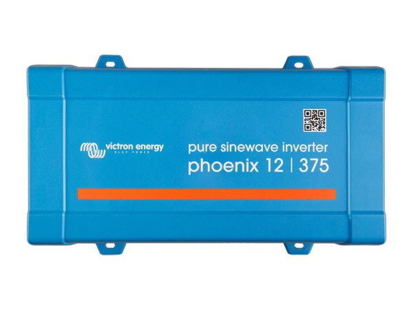Victron Phoenix Sine Inverter 12V 375VA -230V VE.Direct - UK