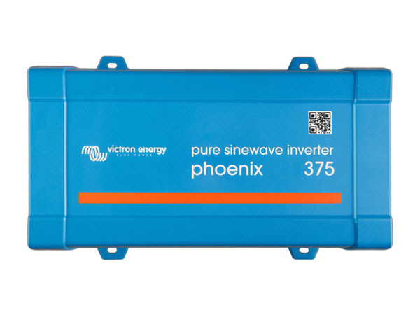 Victron Phoenix Sine Inverter 24V 375VA -230V VE.Direct - UK
