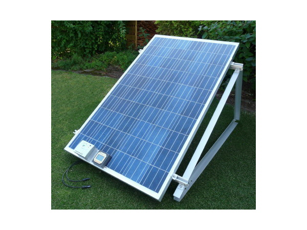 250W Off Grid Solar Power Kit with Stand