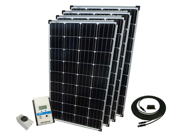 520W - 24V Off Grid Solar Starter Kit