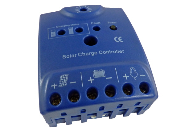 Solar Charge Controller 10A - 12/24V