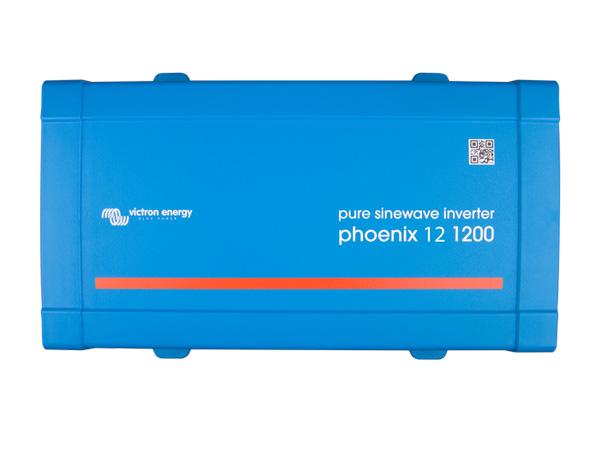 Victron Phoenix Sine Inverter 12V 1200VA - 230V VE.Direct UK