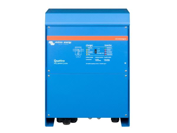 Victron Energy Quattro 12/5000/220-100/100 VE.Bus