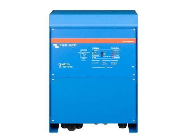 Victron Quattro 48/8000/110-100/100 230V VE.Bus