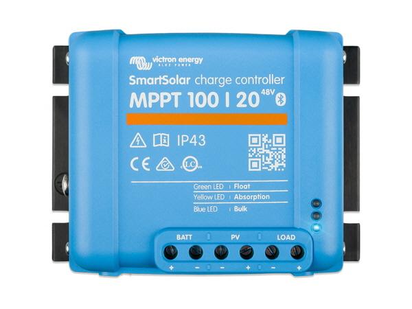 Victron Smart Solar MPPT 100V/20A - 12/24/48V