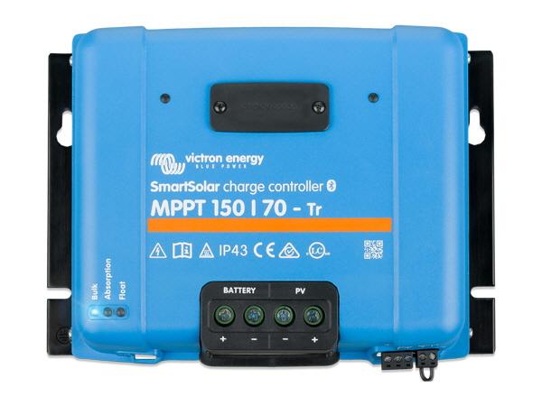 Victron SmartSolar MPPT 150V/70A-Tr