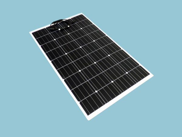 120W 12V Sunshine Solar Flexible ETFE Range