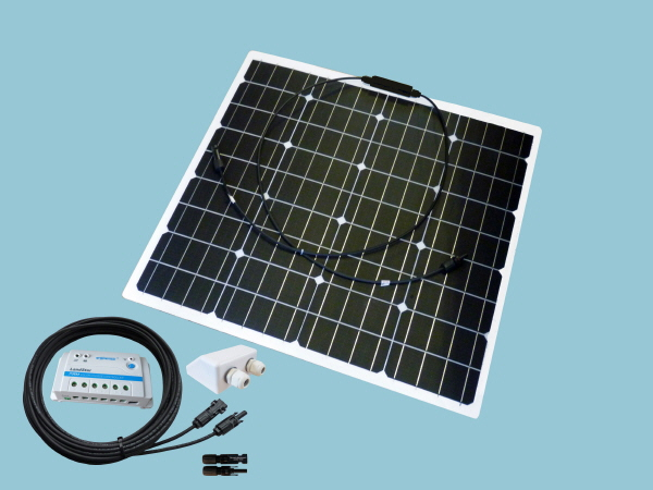 50W Sunshine Solar ETFE Flexible Kit