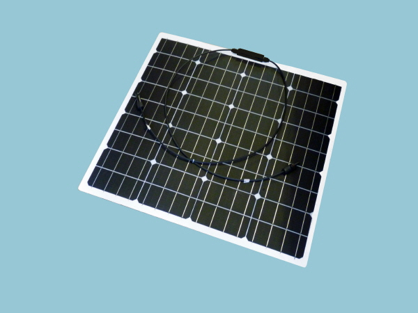 50W 12V Sunshine Solar Flexible ETFE Range