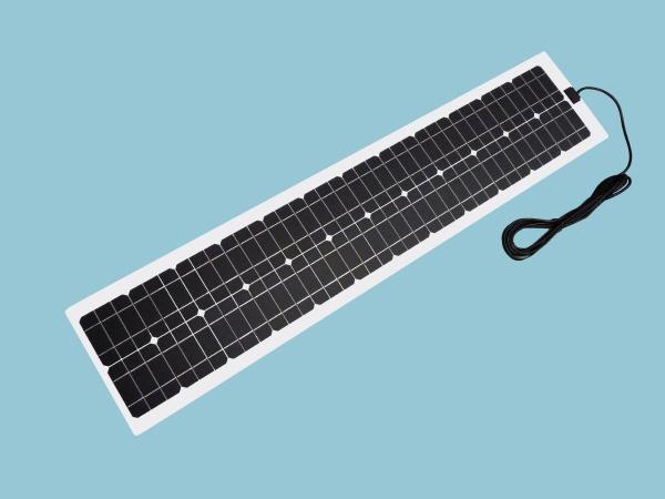 60W 12V Sunshine Solar Flexible ETFE Range - Slimline