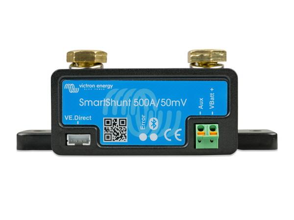Victron Energy SmartShunt 500A/50mV