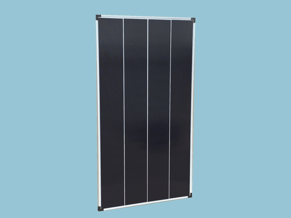 Sunshine Solar Panels 160W 12V Mono - Silver Frame