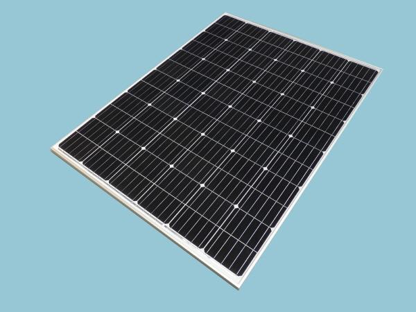 200W 12V Monocrystalline Solar Panel - B GRADE