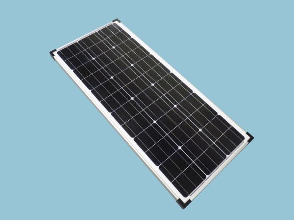 Sunshine Solar Panels 100W 12V Monocrystalline Slimline