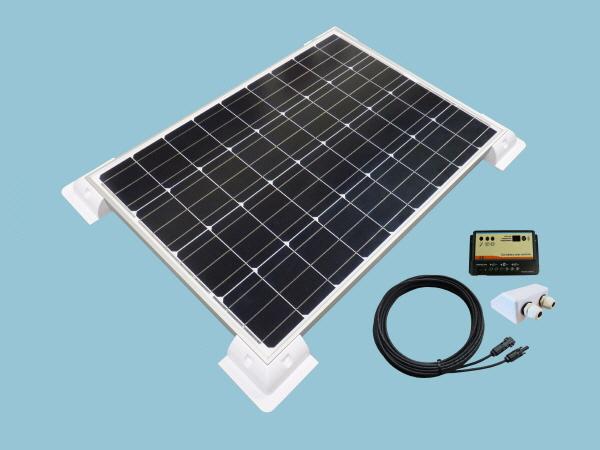 110W Sunshine Solar Caravan Motorhome & Boat Kit