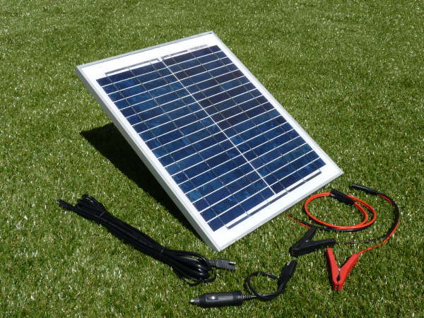 Sunshine Solar Saver/Maintainer Mono 15 Watt