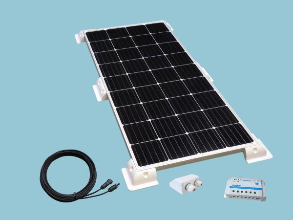 185W Sunshine Solar Caravan & Motorhome Kit