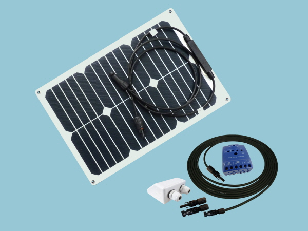Sunshine Flexible 20W 12V Kit
